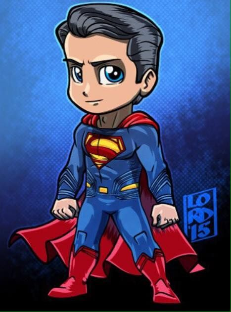 Superman by Lord Mesa
