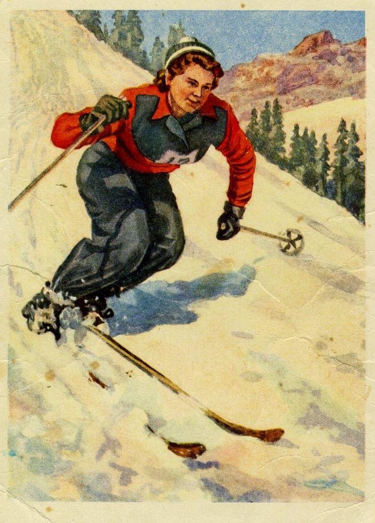 Хорошего катания на лыжах открытки, памяти скорби близким