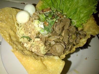 Cwie Mie Malang | Hidangan Nusantara | Hidangan Nusantara Favorit | Hidangan Nusantara Terpopuler