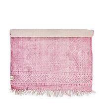 Riviera Maison vloerkleed 'La Palma' Vloerkleed klein  (60x90 cm) Roze