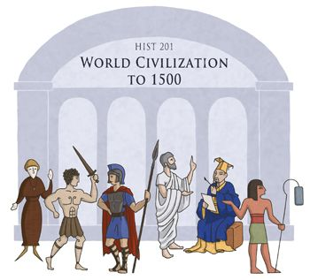 the world an human civilization history essay Aaron monroe chike nwadiogbu world civilization 1 history 101 12 8 12 africa, the cradle of human civilization the big bang theory is a strong scientific.