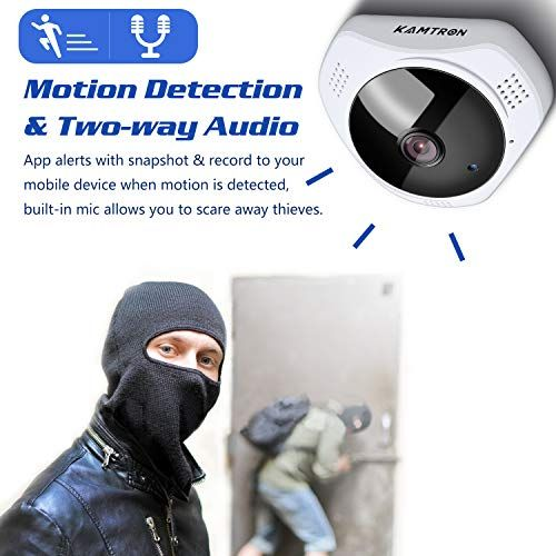 This is a Great Gadget for Your Business - 360° Security