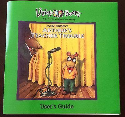 arthurs teacher trouble coloring pages - photo#23