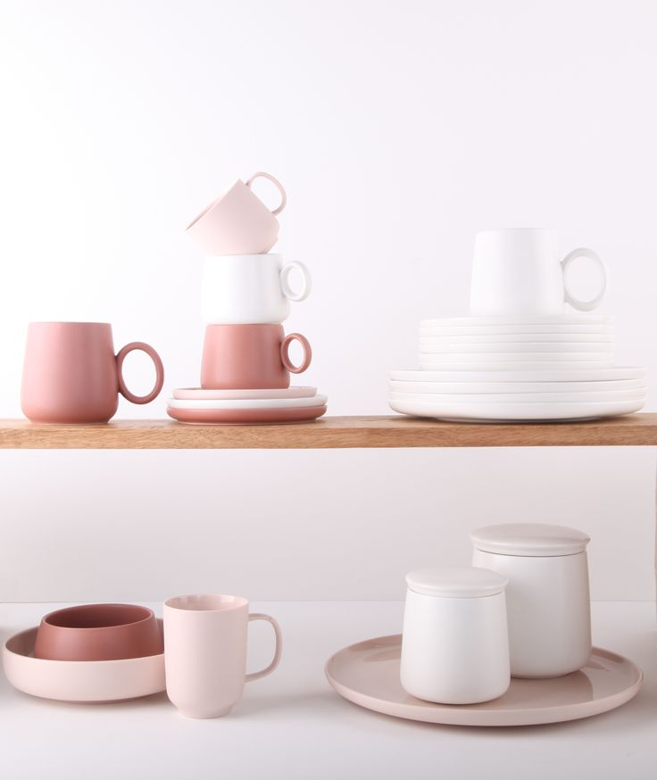 Ethos Living | Buy homewares online Australia | SOHO Collection | Emerson Collection | Plates, bowls, mugs, canisters