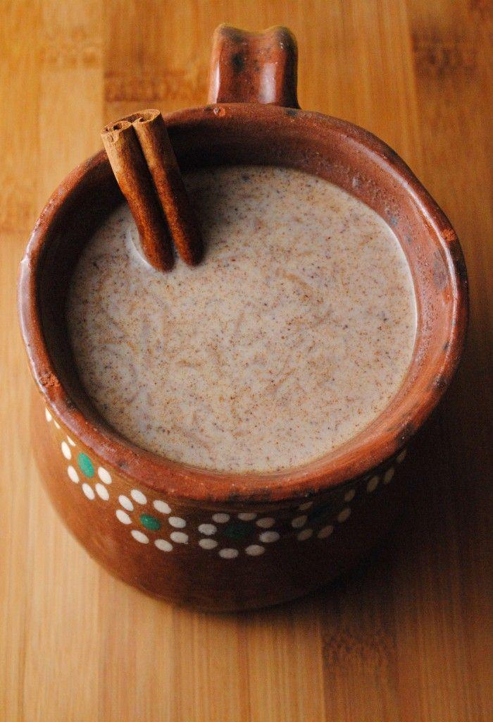 Los Barrios hot chocolate