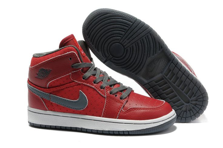 http://www.bigkidsjordanshoes.com/kids-air-jordan-1-phat-varsity-red-cool-grey-white-p-278.html KIDS AIR JORDAN 1 PHAT VARSITY RED COOL GREY WHITE Only $75.78 , Free Shipping!