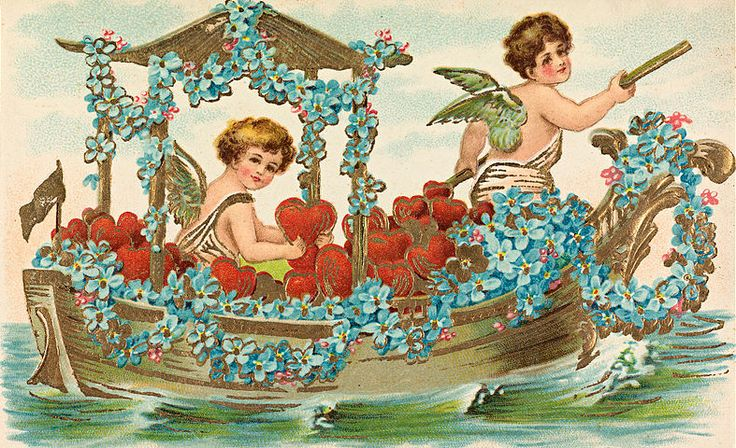 Sweet & Sour - a Visual History of the Valentine's Card - The Chromologist