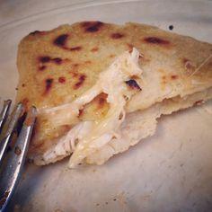gluten free chicken pupusa