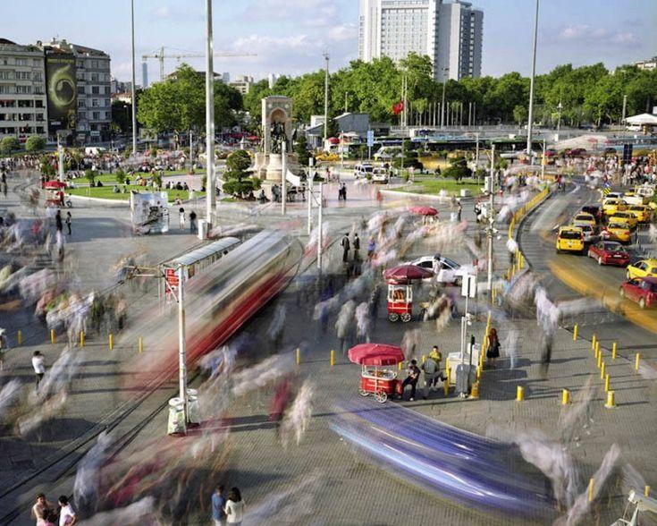 Sanatlı Bi Blog Şehrin Telaşı - Uzun Pozlama Tekniği Kullanılarak Çekilmiş 20 Fotoğraf 8