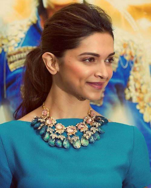 Deepika's Dimples
