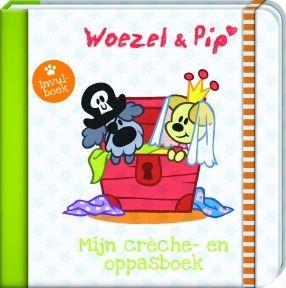 Nieuw!!! Mijn #Crèche en #Oppasboek van Woezel en Pip. #oppassen #gastouder #kinderopvang