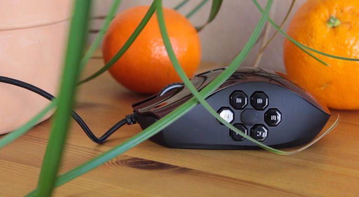 Razer Naga Hex UnBoxing & Infos über die MOBA Maus