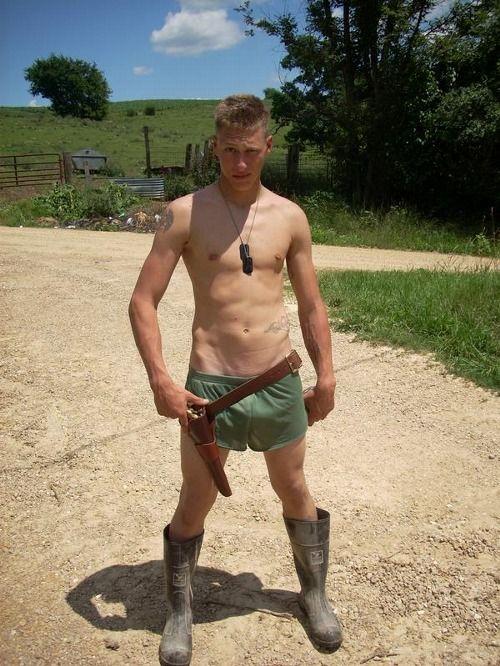 Hottie pics of military men