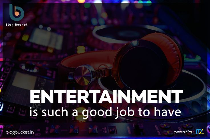 #Entertainment is such a good job to have. stay tuned with us to read something interesting and entertaining. http://blogbucket.in/entertainment/ #BlogBucket - Read Adapt n Share visit our website - http://blogbucket.in Like n Share our page- https://www.facebook.com/bloggingbucket/ Join Our Group - https://www.facebook.com/groups/bloggingbucket/