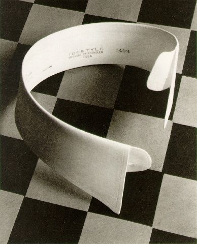 Paul Outerbridge, Ide Collar, 1922