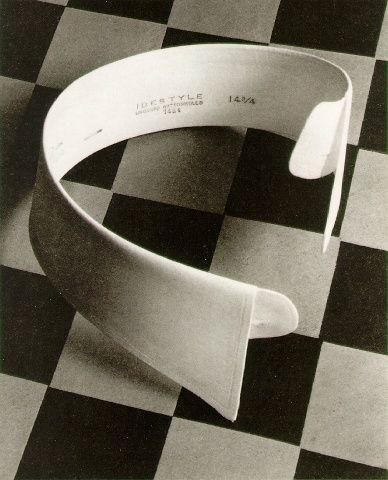 Paul Outerbridge, Ide Collar, 1922