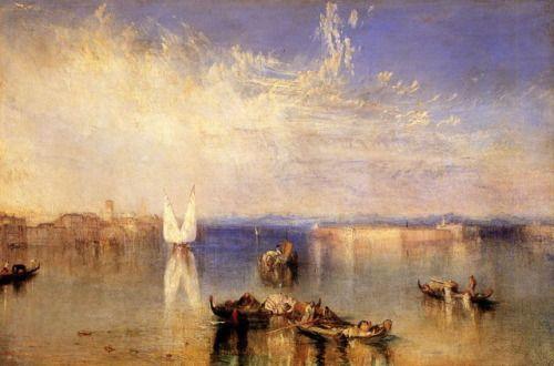 Joseph Mallord William Turner, Campo Santo, Venice (1842),