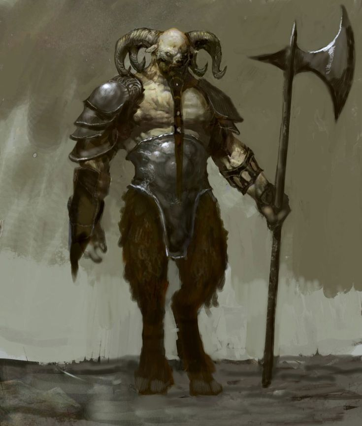 Warriors Of The Dawn Greek Subs: Satyr- Creature With Goatlike Features
