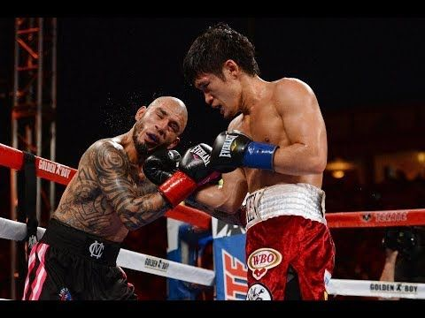 Miguel Cotto beats Yoshihiro Kamegai to win WBO light middleweight title in first fight for two year