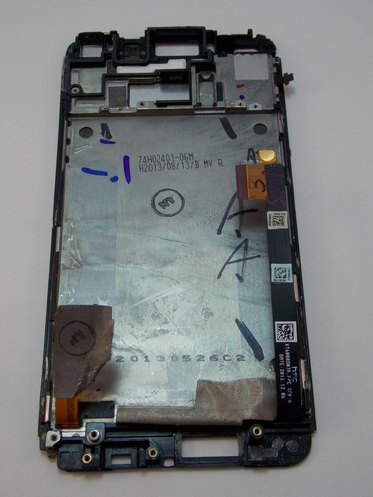 #Android #phone #htc m7 Working LCD & Digitizer HTC One M7 6500LVW 32gb Verizon Phone OEM Part #166E 34.95       Item specifics   Condition: Used      :                An item that has been used previously. The item may have some signs of...