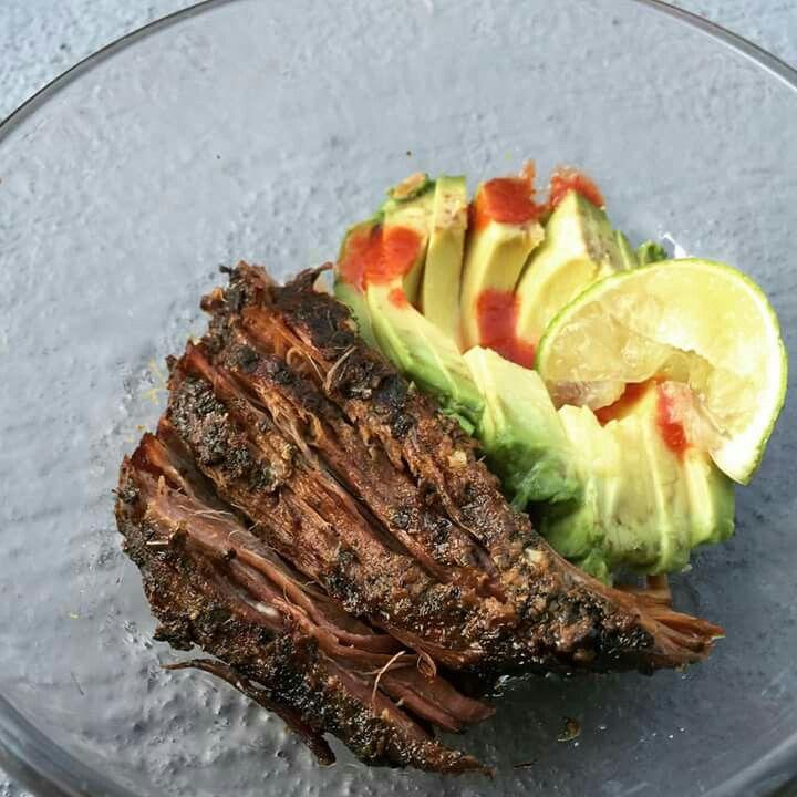 Whole 30 Brisket 2 to 3 pound beef brisket 1 tsp granulated garlic ½ tsp kosher…