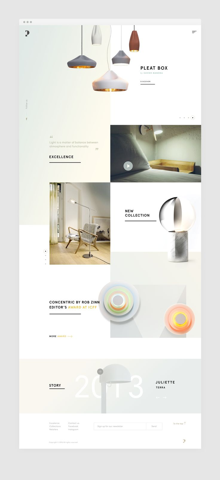 PENTA on Behance