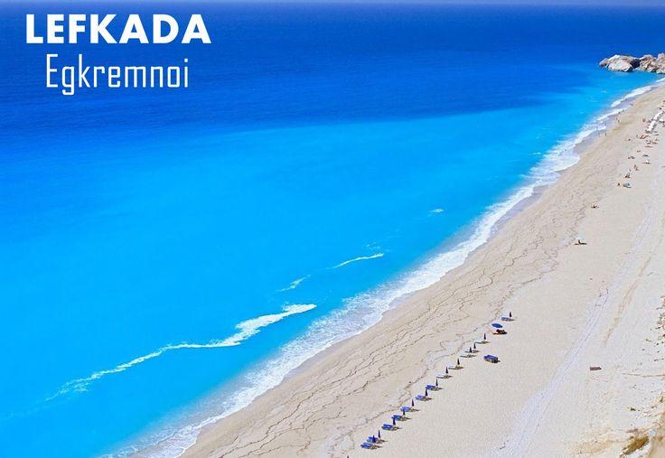 Λευκάδα - Εγκρεμνοί Lefkada - Egkremnoi
