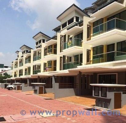 House For Sale at CR Ara, Bandar Utama For RM 1,250,000 (RM 504 psf) by Sammleny | Propwall