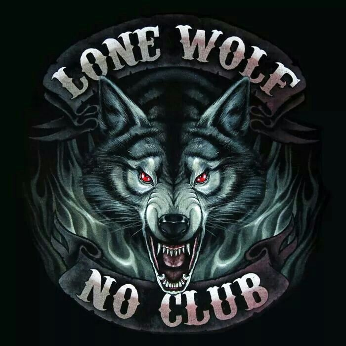 Biker Wolf – Quotes of the Day