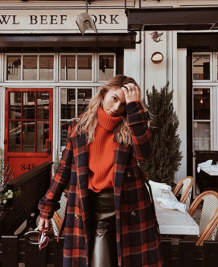 30+ schöne Herbst und Winteroutfits