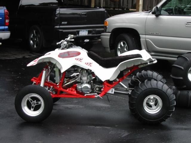 My Drag 250R