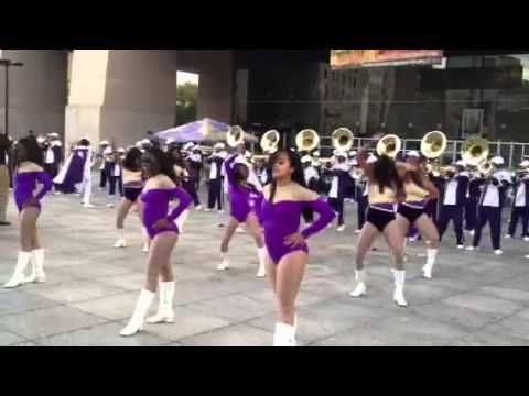 Benedict College Marching Band of Distinction - YouTube