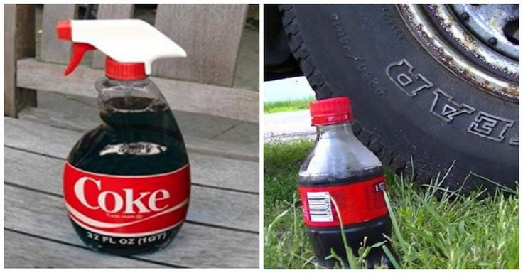 20 praktických využití Coca coly: Důkaz, že nepatří do lidského těla