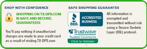 Order Certified Texas Birth Certificate Online   TX Record Service