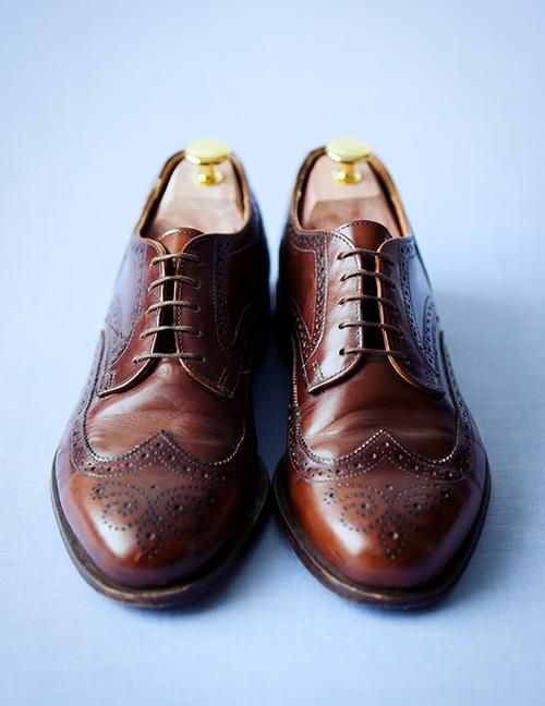 Going Brogue, Not Broke: Buy used and finish what the other guy started. Pretty good advice!