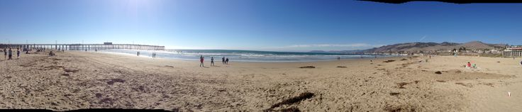 Pismo Beach & Pier, Pismo Beach CA