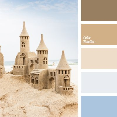 Pastel shades of blue and brown are appropriate when planning redecoration of a bedroom, as these colors have a relaxing impact on one's mind and sooth one.