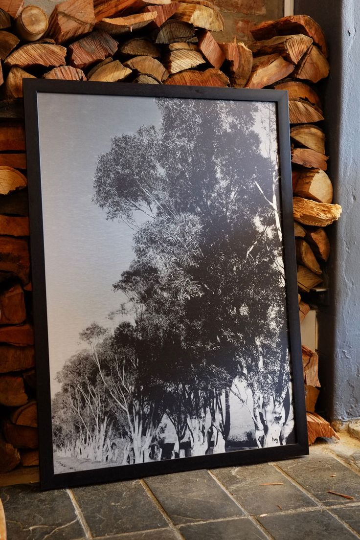 Photographic print by Cape Town artist, Huey Tilley, for Klootique