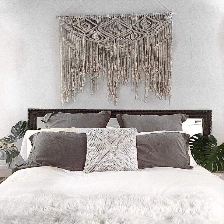1000+ Ideas About Macrame Wall Hangings On Pinterest