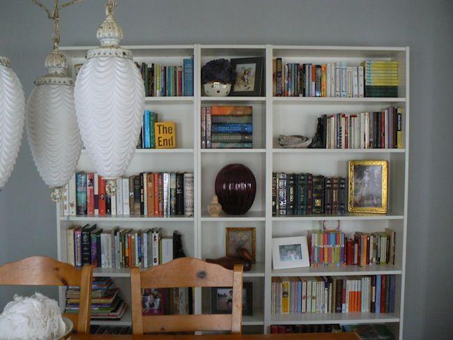 Little House Design: New IKEA Billy Bookshelves