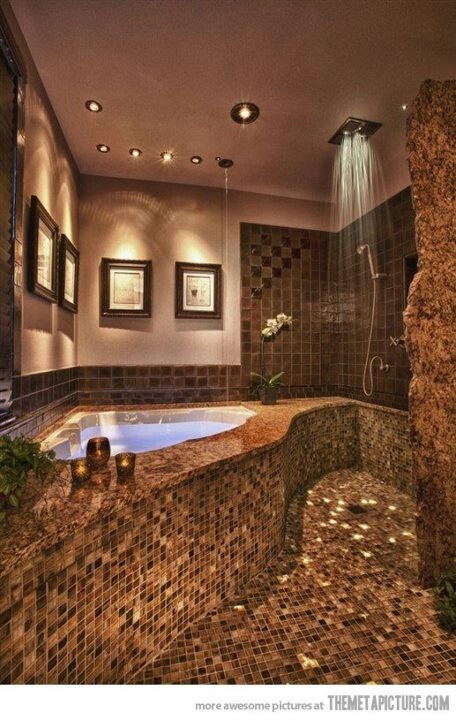 25 Best Awesome Bathrooms Images On Pinterest  Bathroom Amusing Awesome Bathrooms Design Ideas