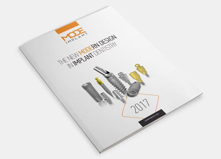 Katalog Tasarımı - Mode İmplant