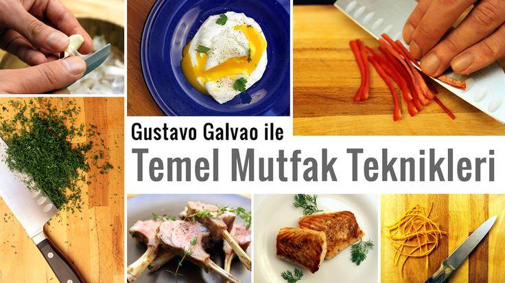 Mutfakta harikalar yaratmak ister misiniz? Videolu ve ücretsiz! Hemen tıklayın: http://www.hobiyo.com/kurslar/temel-mutfak-teknikleri-k1