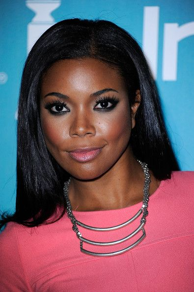 Gabrielle Union Smoky Eyes - Gabrielle Union Beauty - StyleBistro