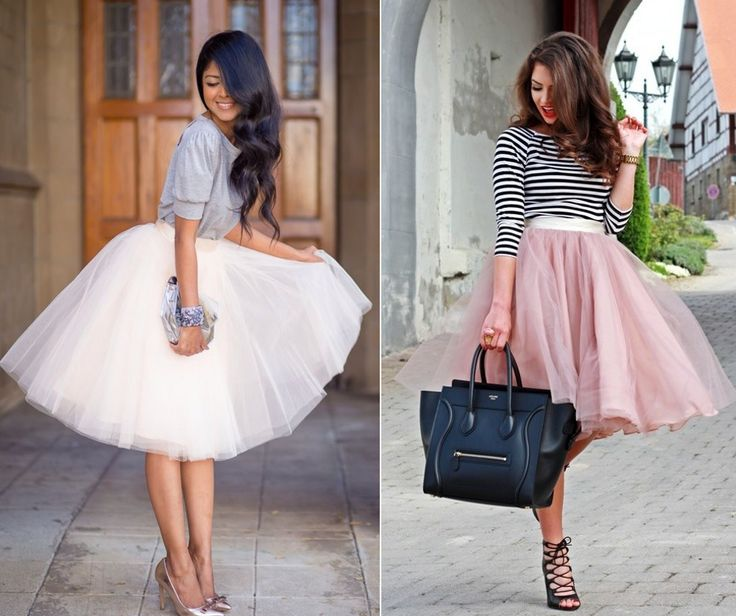 Why some women wear a tutu? Because it is a lot of fun!