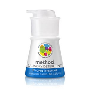 PINCHme Free Sample - method Laundry Detergent This tiny bottle of laundry detergent can do big things.