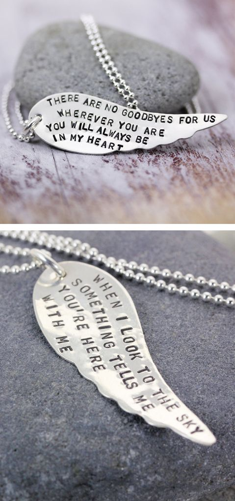 My Angel Memoriam Necklace
