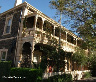 Beautiful Adelaide terraced house #adelaide #house #terrace #realestate