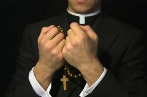 Catholic Priest in Hot Water, But Not for the Reason You'd Expect