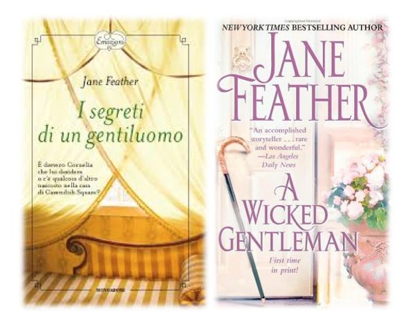 Jane Feather #awickedgentleman